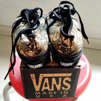 Vans shoes ultra rare made in USA original