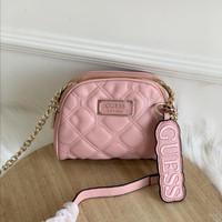 Tas Guess Lolli Backpack Bag Original - Pink
