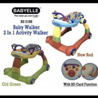 Baby Walker BabyElle 2 in 1 BE0188 / BabyWalker Baby Elle 2in1