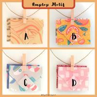 Amplop Mini Origami Motif | Amplop THR Handmade | Angpao Mini
