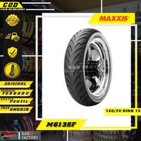 BAN DEPAN MOTOR MATIC XMAX BAN MAXXIS M6135F 120/70 RING 15 BAN TUBLES