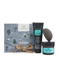 The Body Shop Paket Gift Masker Himalayan Charcoal