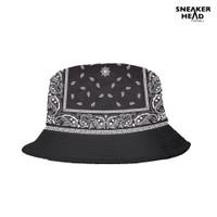 Custom topi bucket hat BANDANA pattern series