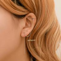 KALLA earrings / anting earcuff rumbai 1pcs