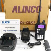 HT ALINCO DJ -CRX1 VHF FM ORIGINAL
