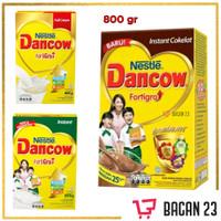 Susu Dancow FortiGro Instant ( 800gr ) ( Cokelat-Vanila-Full Cream )