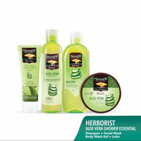 Herborist Paket Aloe Vera Shower Essential