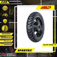 BAN MOTOR MATIC BAN FDR SPARTAX BAN TUBLES MOTOR MATIC 80/90 RING 14
