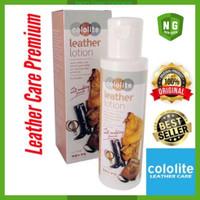 Cololite Leather Lotion / Perawatan Produk Kulit Sepatu Tas Jaket C007