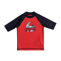 Baju Renang Anak Quiksilver Boys Bubble Dream Short Sleeve Rash