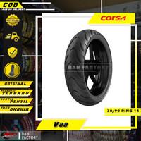 BAN MOTOR RING 14 MATIC BAN TUBLES RING 14 CORSA V22 70/90 RING 14