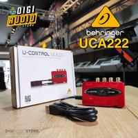 Behringer UCA222 ( UCA 222 ) soundcard / audio interface