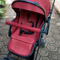 stroller baby does nexus R red (second) masih mulus
