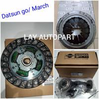 Kampas Kopling set Datsun go/March ORIGINAL