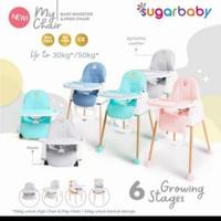 My Chair Sugarbaby HighChair 6 Growing Stage Kursi Makan Bayi