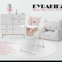High Chair Kyrakidz Kursi Makan Bayi