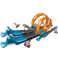 Mainan Anak Laki-Laki / Cowok Car Racing Track Set, Rel Balap Mobil