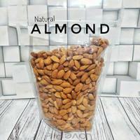 Kacang Almond 500gr - Roasted Panggang