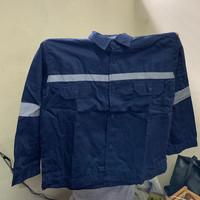 Wearpack Safety Atasan Lengan Panjang Baju Proyek Seragam Kerja