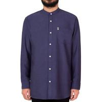 Sch Shirt Sharms Chi-Lsh Navy Blue