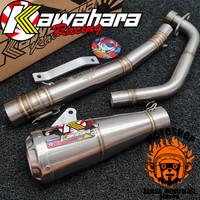 KNALPOT KAWAHARA GT PRO SONIC 150