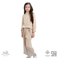 CUIT KIDS Super Soft Cotton Rib Setelan Miroku Nuno Series