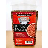beras merah organik / beras merah / beras organik/ beras diabetes