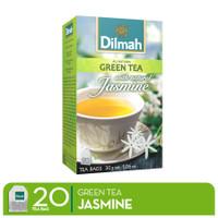 Dilmah Green Tea Jasmine - Teh Celup