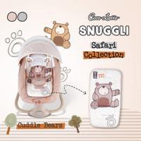 Cocolatte Snuggli Swing / Ayunan Bayi Elektrik Features