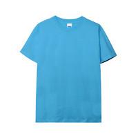 REGULAR T-SHIRT BASIC BABY BLUE