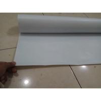 Bahan Spanduk/banner Flexy Cina Polos 340 gr tanpa print ataupun cetak