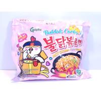 Samyang Green Buldak Carbo Korean Hot chicken Flavor Ramen 130gr Asli