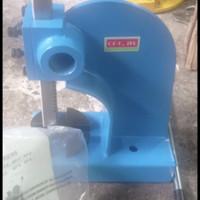(LjT) manual arbor press 2 ton alat press manual