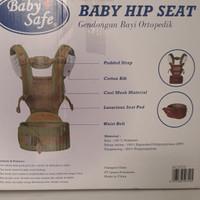 Preloved baby safe hip seat