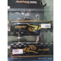 Apacer Panther 8GB DDR4 2666 Memory RAM Dual