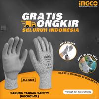 SARUNG TANGAN SAFETY / ANTI SAYAT / ANTI KACA HGCG01-XL