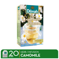 Dilmah Pure Camomile Flowers Tea - Teh Celup Infusion