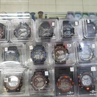 Jam tangan digital anak laki-laki tahan air