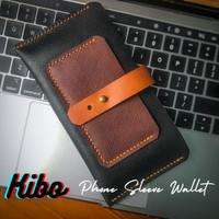 Phone Sleeve Wallet (Bisa Custom Semua Handphone)
