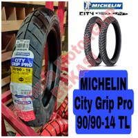 90/90-14 Michelin City Grip Pro - Ban Motor Ring 14 Tubeless