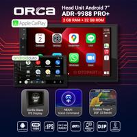 Head Unit Android Auto CarPlay 7″ inch ORCA ADR-9988 PRO+ Plus