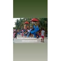 harga playground taman bermain besar