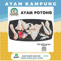 Ayam Kampung Potong Segar Sehat Bersih khusus Bandung