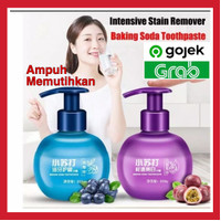 Natural Baking Soda Intensive Stain Removal Whitening Toothpaste Odol