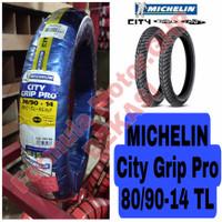 80/90-14 Michelin City Grip Pro - Ban Motor Ring 14 Tubeless