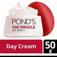ponds age miracle day cream night cream 50gram