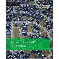 BUKU CETAK AutoCAD Civil 3D 2016 Essentials: Autodesk Official Press