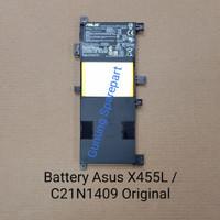 Baterai Laptop Asus A455, A455L, A455LN, A455LF, A455LA, A455LD, A455L