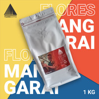 Premium - Roasted Bean 1kg - Washed Arabica - Flores Manggarai-Kartika