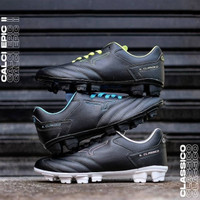 sepatu bola Calci Epic 2 SC - Black
